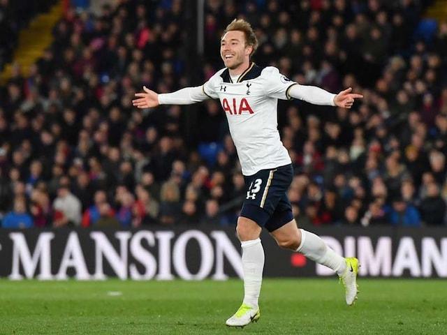 Premier League: Christian Eriksens Stunner Fires Spurs, Arsenal Beat Leicester