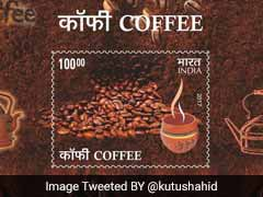 Attention Coffee Lovers! You Can Now Buy Coffee-Scented Stamps