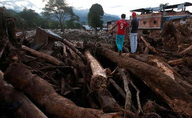 Colombia Mudslide, Flooding Kill 254 In Midnight Deluge