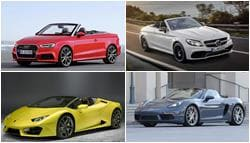 Convertible Cars In India