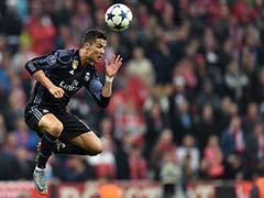 Champions League: Cristiano Ronaldo Hits 100th European Goal As Real Madrid Outclass Bayern Munich