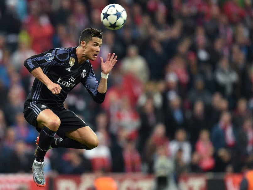 Champions League: Cristiano Ronaldo Hits 100th European Goal As Real Madrid Outclass Bayern Munich