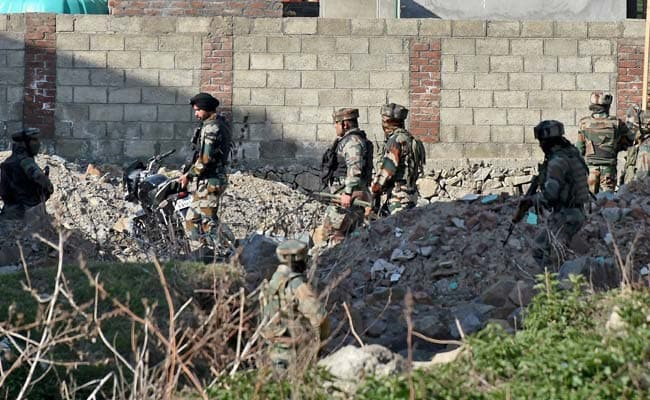 4 CRPF Jawans Injured In Grenade Attack In Anantnag