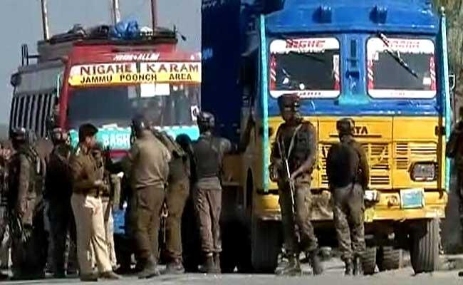 जम्मू-कश्मीर में CRPF बस पर आतंकी हमला, 6 जवान घायल, 24 घंटे में दूसरा हमला
