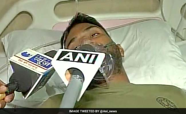 300 Naxals, Armed With AK-47s, Attacked Us, Says Injured Jawan Sher Mohammad