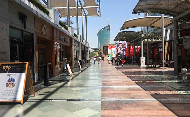 Gurugram Police Tightens Security At Malls And Other Crowded Places