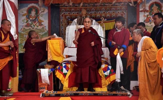 Dalai Lama Returns To His First Home In India