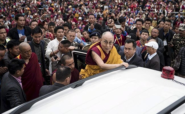 'Let China First Say They Believe In Rebirth,' Says Dalai Lama In Tawang