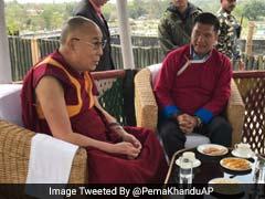 Dalai Lama's Tawang Visit Rescheduled To April 6 After Bad Weather Today