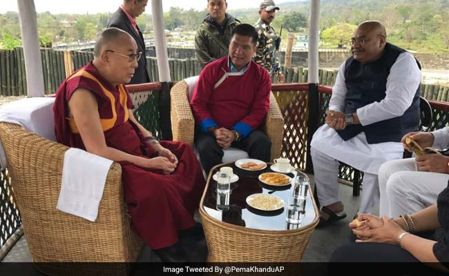 Dalai Lama's Tawang Visit Rescheduled To April 6 After Bad Weather Today