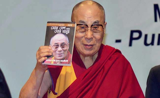 'Physically And Mentally I Am An Indian', Says Dalai Lama