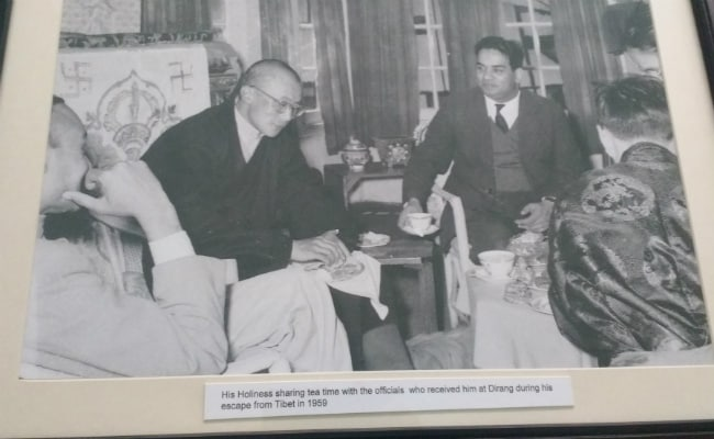 dalai lama old photos