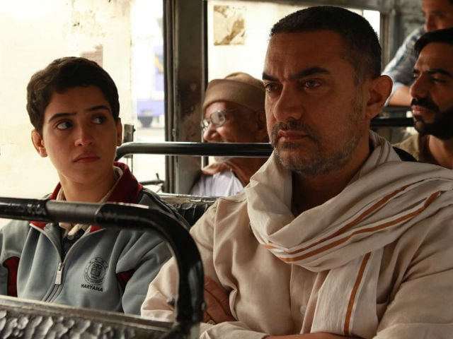 Aamir Khan Won't Release Dangal In Pakistan Without The National Anthem