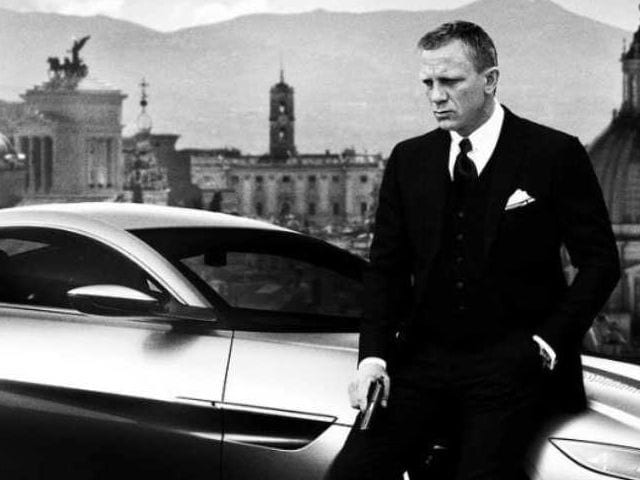 Spectre Cast: Latest Spectre Cast News, Photos, Videos