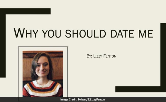 'Why You Should Date Me': Woman's PowerPoint Presentation Is Viral
