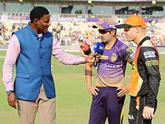 IPL Live Score: Sunrisers Hyderabad (SRH) vs (KKR) Kolkata Knight Riders