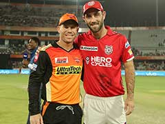 IPL Live Score: Kings XI Punjab (KXIP) vs Sunrisers Hyderabad (SRH)