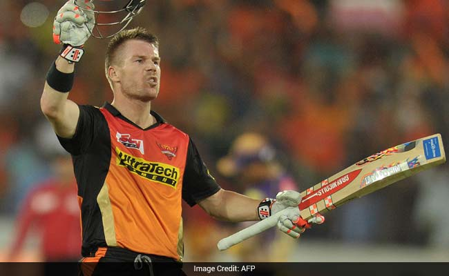 IPL 2017: फाइनल में मुंबई-पुणे के बैट्समैन चाहे जितना जोर लगा लें, पर नहीं छीन पाएंगे डेविड वॉर्नर का ताज