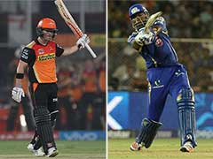 IPL Fantasy League 2017: Top 5 Picks For MI vs SRH Clash