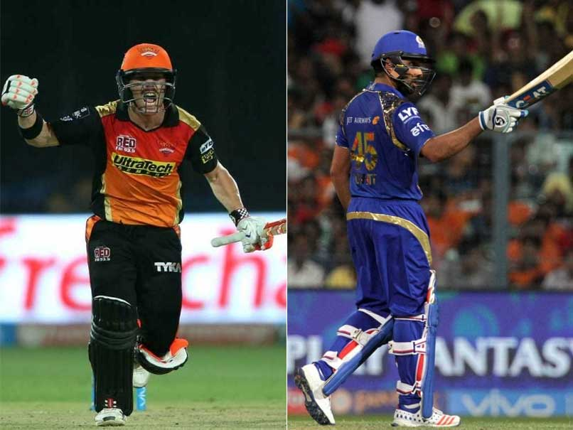 IPL 2017 Preview, MI vs SRH: Mumbai Seek To Stop Runaway Hyderabad