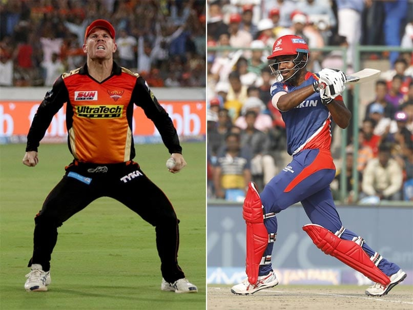 IPL Fantasy League 2017: Top 5 Picks For The SRH vs DD Contest
