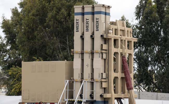 Israel's Latest Missile Interceptor Enters Service