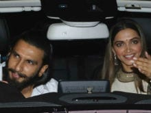 Ranveer Singh-Deepika Padukone, Alia Bhatt-Sidharth Malhotra Attend Karan Johar's Party