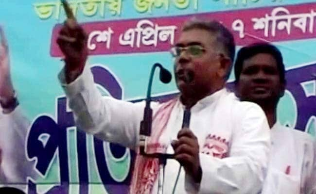 Oppose Jai Sri Ram, Get Beaten, Says Bengal BJP Boss. Agreed, Says Senior