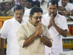 AIADMK's TTV Dinakaran Questioned For Over 9 Hours, Called Again Today