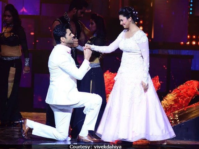 Nach Baliye 8: Divyanka Tripathi And Vivek Dahiya Are Ekta Kapoor's Favourite Couple. No Surprise