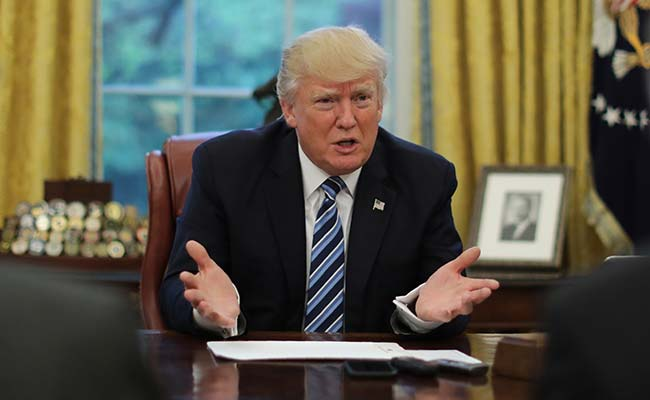 Donald Trump Indulges In Self Praise, Calls 100-Day Term In Office Most Successful In US History