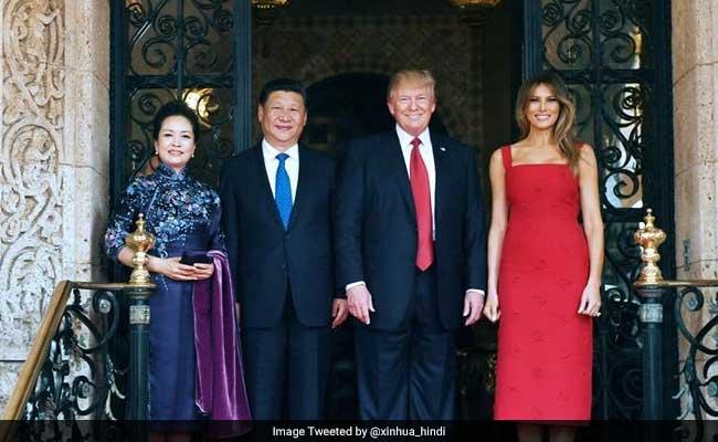 जब डोनाल्ड ट्रंप ने चीनी राष्ट्रपति की पत्नी की तारीफ में बोले ये बोल...