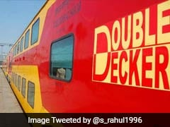 Indian Railways To Start Double Decker Overnight AC Service Train In July
