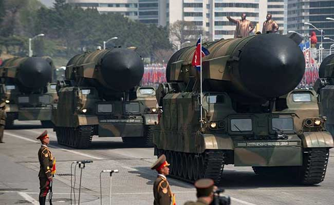 North Korea's Show Of Force Falls Short After Failed Missile Launch