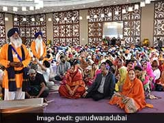 Dubai Gurudwara's World Record With Breakfast For People From 101 Nations