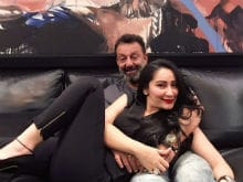 Sanjay Dutt And Maanyata Are Painting Instagram Red With Their 'Love Story.' See Pics