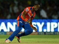 IPL 2017: Massive Setback For Gujarat Lions As Dwayne Bravo Is Ruled Out Of 10th Edition