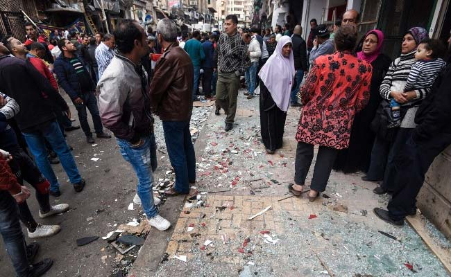 Egypt Declares 3-Month State Of Emergency After Church Bombings That Killed 44