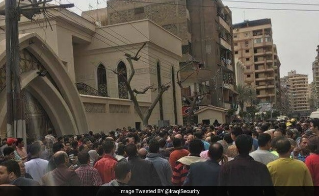 At Least 21 Dead In Bombing At Egyptian Church