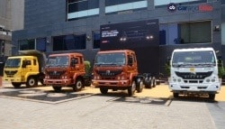 BS-IV Compliant Eicher Pro 5000 Series Trucks Launched In India