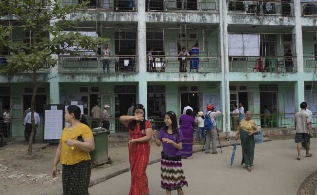 Mixed Bag For Aung San Suu Kyi's Party As Myanmar Ballots Counted