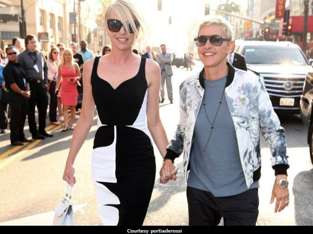Portia De Rossi Slit Wrists Over Ellen DeGeneres, Claims A Report. Untrue, Says Another