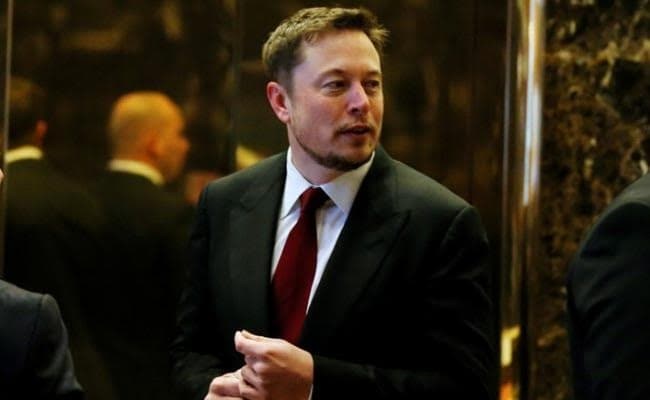 Elon Musk: China's Trade Policy 'Like Competing In An Olympic Race Wearing Lead Shoes'