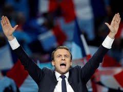 Emmanuel  Macron: 39-Year-Old Maverick Eyeing French Presidency