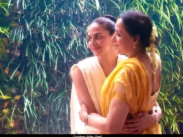 Yes, Esha Deol Is Pregnant, Mom Hema Malini Confirms In Tweet