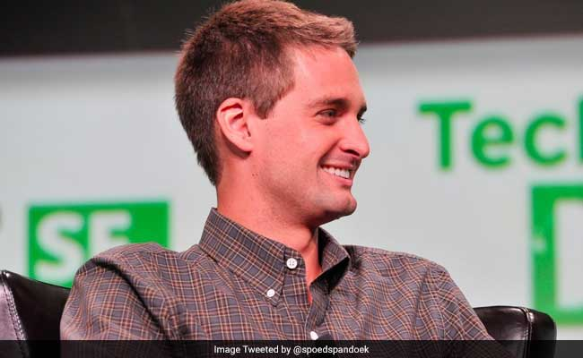 App For All, Says Snapchat After CEO Evan Spiegel's Alleged 'Poor India' Remark