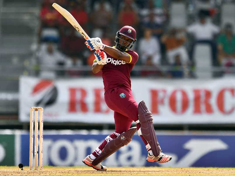 Evin Lewis-Inspired West Indies Crush Pakistan in 3rd T20