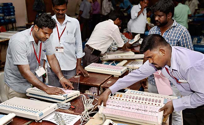 Nizamabad Lok Sabha Seat May Enter Guinness Book With Record EVMs