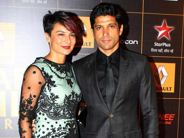 Farhan Akhtar And Adhuna Bhabani Are Now Officially Divorced
