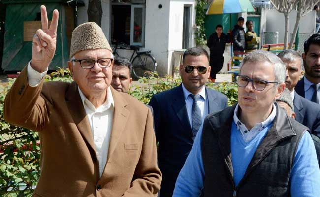 Srinagar By-Election: Farooq Abdullah Beats PDP Candidate In Key Contest
